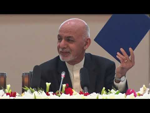 President Ghani's remarks at the Second Conference of Kabul Process, in Kabul