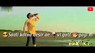 Daru new Punjabi song 2018 DJPunjab top 20 song best WhatsApp video status
