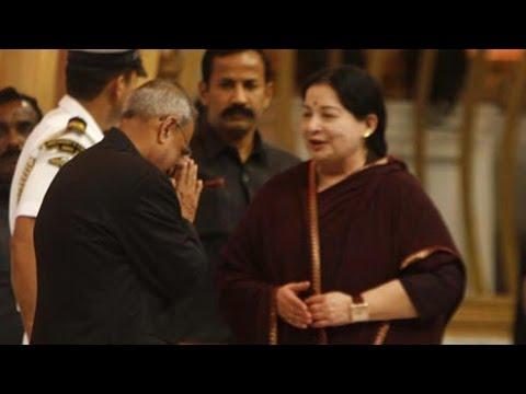 Pranab Mukherjee Remembers J Jayalalithaa