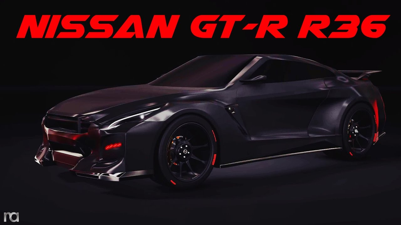 2020 nissan gt-r r36 black edition - youtube