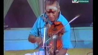 Film song-Violin Maestro Kunnakudi Vaidyanathan