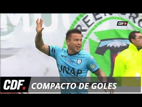 Deportes Temuco 1 - 3 Deportes Iquique | 2° Fecha | Torneo Apertura 2016 | CDF