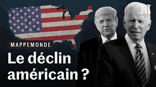 Les Etats-Unis de Trump sont-ils toujours le gendarme du monde ? (Mappemonde Ep. 5)