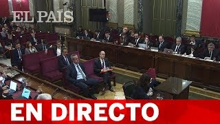 DIRECTO JUICIO DEL PROCÉS | Declaran COROMINAS y SIMÓ