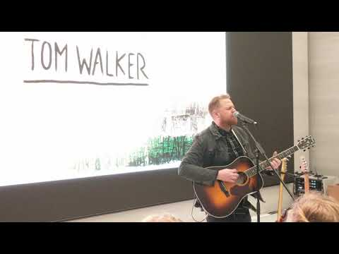 Tom Walker - Radioactive (Cover)   Apple Store, Regent Street