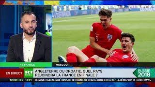 Croatie – Angleterre : Duel d'outsiders