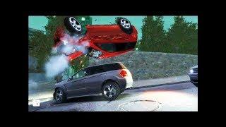 GTA 4 - Трюки, Аварии и Приколы! [#34]