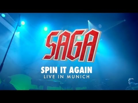 """Saga """"Spin It Again"""" Live from """"Spin It Again   Live in Munich"""""""
