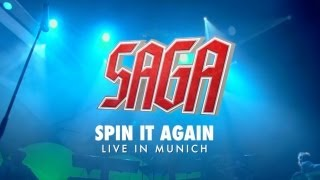 Watch Saga Spin It Again video