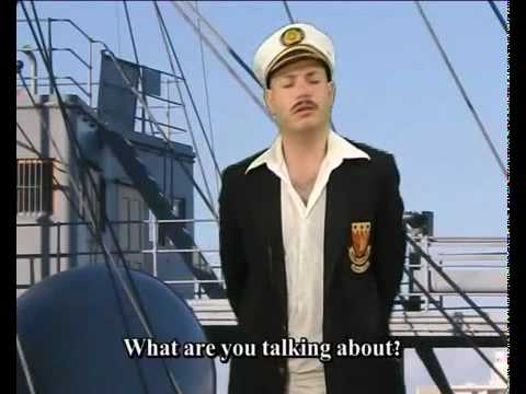Gaza Flotilla - Captain Stabbing