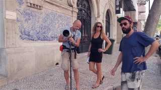 BON'A PARTE backstage in Portugal Thumbnail
