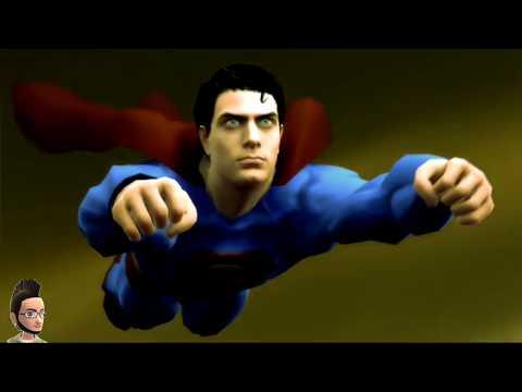Superman Returns - Superman O Retorno - O jogo (the game) - Xbox 360