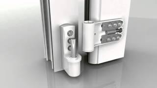 VBH: Дверная петля greenteQ TB 100.ZD.K(, 2012-07-09T09:51:02.000Z)
