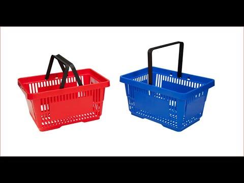 سلة بلاستيكية قديمة حولتها لشيء واووو/ /new and exclusive/amazing basket DIY recycling