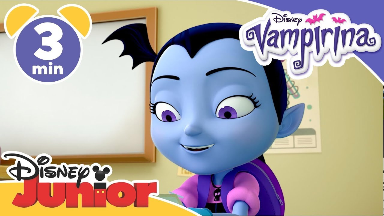 Attractive Vampirina | Vampirinau0027s Class Picture 📸  Magical Moments 💫 | Official  Disney Junior UK