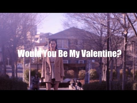 WHITE ASH / Would You Be My Valentine?【Music Video】