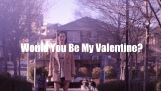 WHITE ASH 3rd Single Would You Be My Valentine? Disc-1 1. Would You...