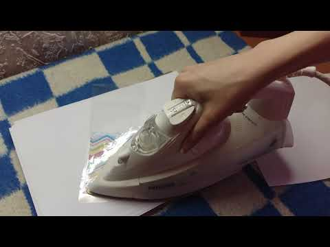 Как пользоваться пленкой для ламинирования