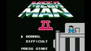 Mega Man 2 (NES) Music - Crash Man Stage