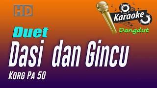 Download Dasi dan Gincu - Karaoke Dangdut Duet