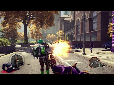 Saints Row The Third Remastered - Extreme Compilation