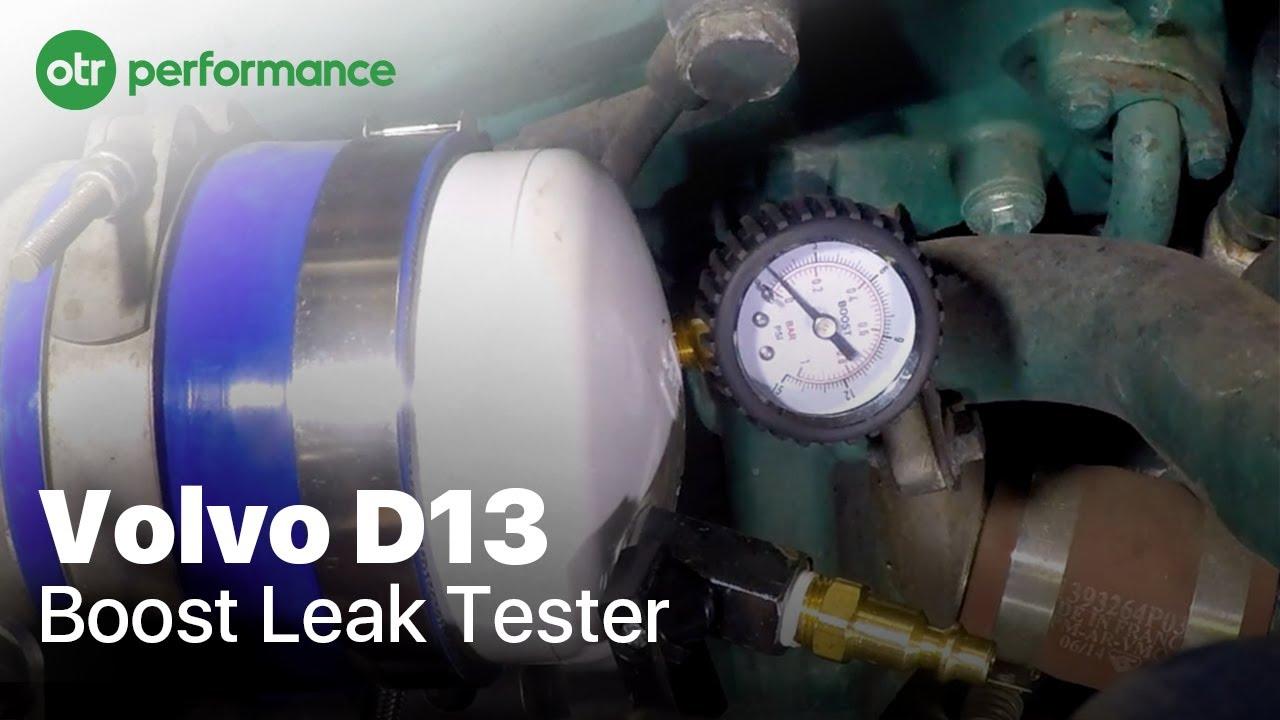 Turbo Boost Pressure Tester 4