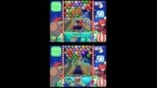 Space Bust-A-Move Nintendo DS Gameplay - Versus mode