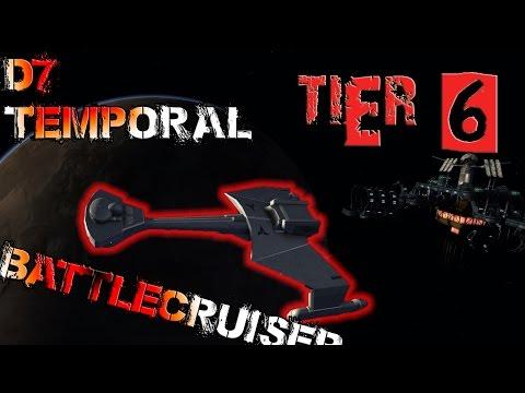 D7 Temporal Battlecruiser [T6] – with all ship visuals - Star Trek Online