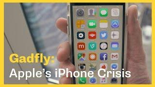 Apple Has a Big iPhone Problem