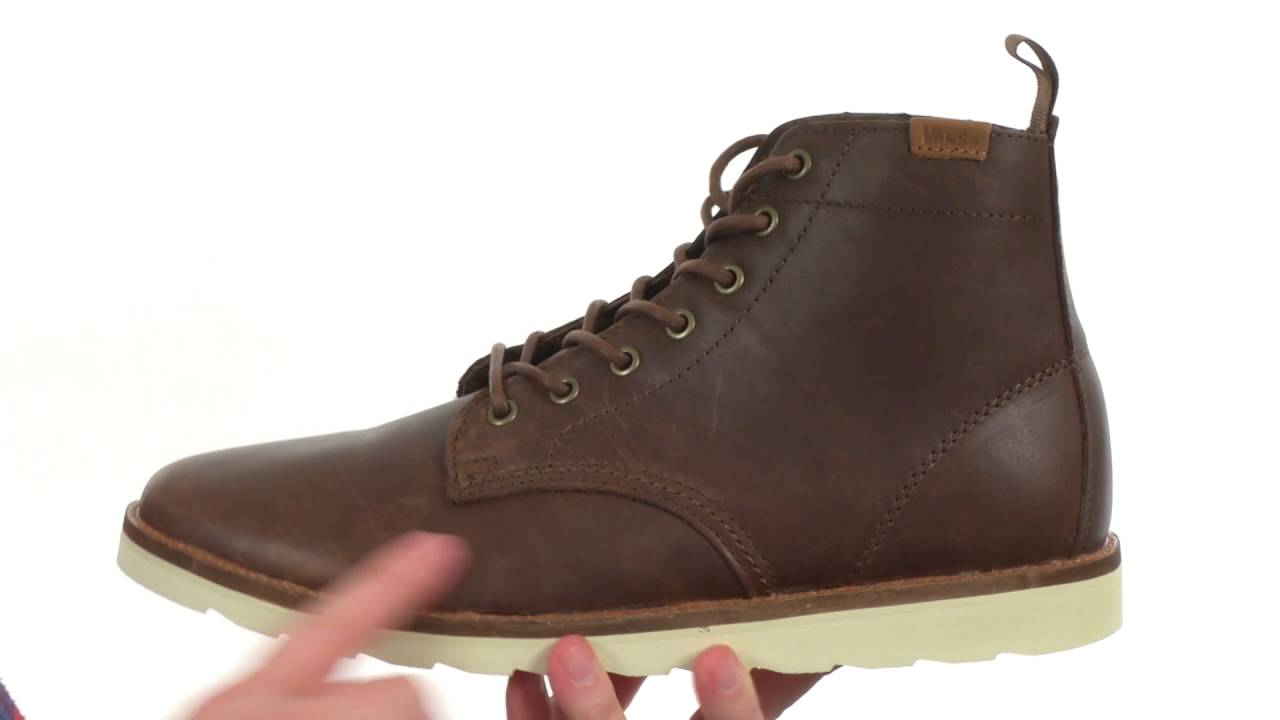 2ad73a78d0 Vans Sahara Boot SKU 8712406 - YouTube