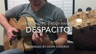 Video Despacito - Luis Fonsi ft. Daddy Yankee (Guitar Fingerstyle Cover) download MP3, 3GP, MP4, WEBM, AVI, FLV Agustus 2018