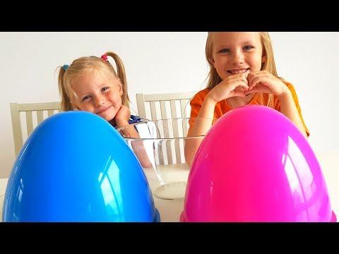 Николь и Алиса видео канал - Смотреть новые видео