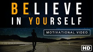 BELIEVE IN YOURSELF - Motivational Video in English 2018  Alarm  Rat Race  A Short film story