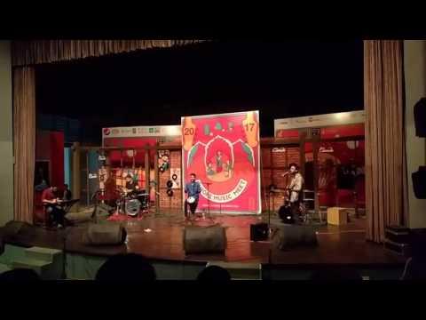 """""""Saakin"""" Performing live in Lahore Music Meet 2017"""