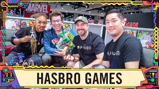 Hasbro shows off their Marvel SDCC 2019 Exclusives & 2020 Toy Reveals!