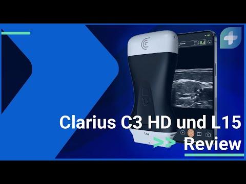 Clarius Ultraschall: Handheldscanner