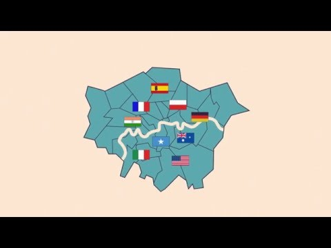 Changing the debate: video animation  on the impact of immigration on the UK