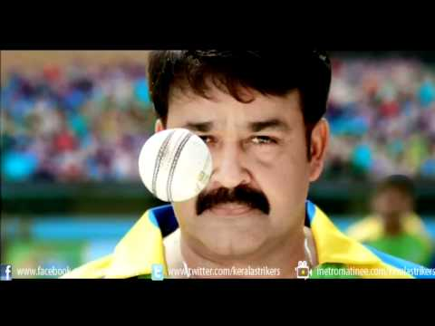 Kerala Strikers Theme Song Official FULL VERSION HD Video