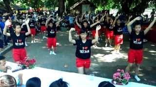 Cooking | Nhảy dân vũ Việt Nam Ơi