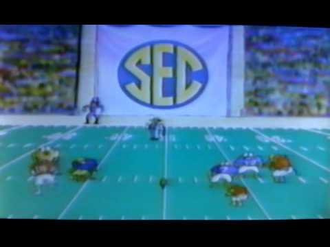 1980s TBS SEC Football Intro