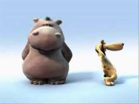 I Want a Hippopotamus For Christmas...(Lyrics in MORE)