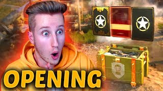 HELDENHAFTE SUPPLY DROPS! 😍 Supply Drop Opening [in Call of Duty: WWII]