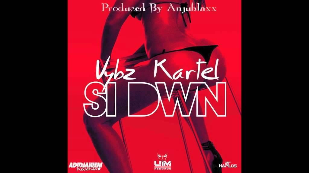 Download Vybz Kartel - Si Dwn [U.I.M]