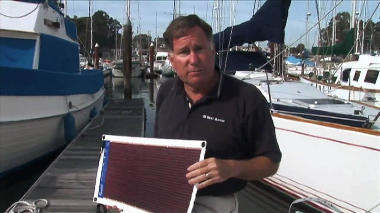 Choosing Solar Panels for your Boat or RV | West Marine