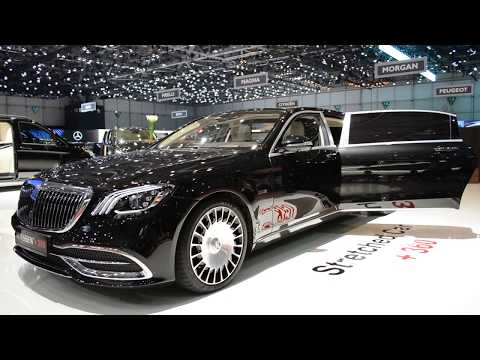2019 New KLASSEN +360 Extended Mercedes Benz MAYBACH Exterior and Interior
