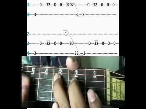 Yello Adu Yello Kanasugara song guitar lesson part 1