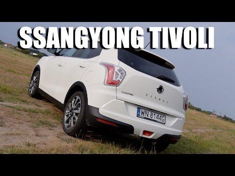 SsangYong Tivoli (PL) - test i jazda próbna
