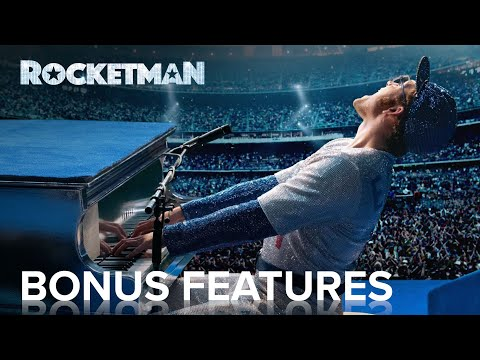 Rocketman: NOW ON BLU-RAY, 4K ULTRA HD AND DIGITAL