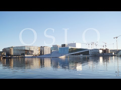 OSLO | Travel Film | 4K Cinematic