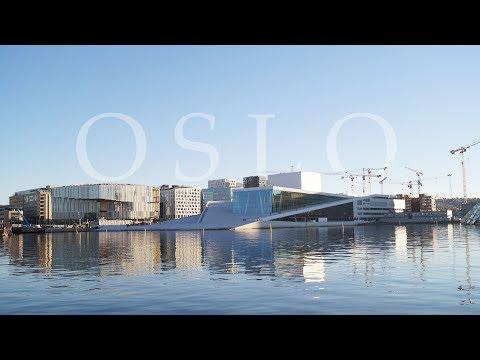OSLO | Travel Film | 4K Cinematic